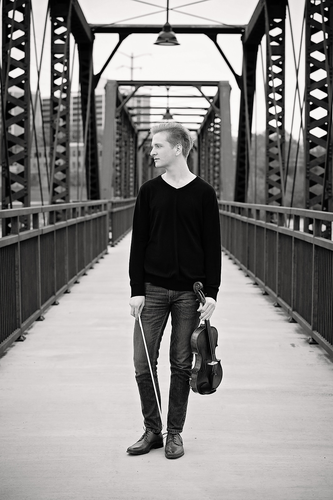 Musical Instrument Senior Photos