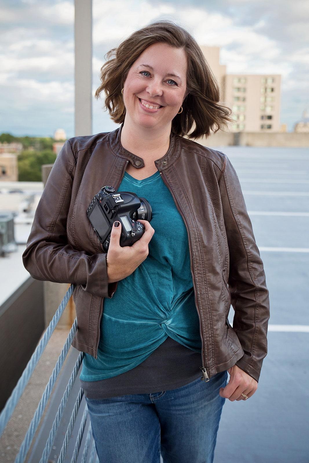 Photographer Katherine Pittman
